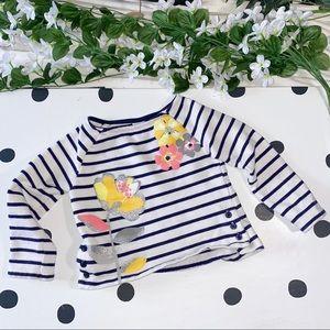 🧸5 FOR $20🧸GYMBOREE Striped Sweatshirt - 4T